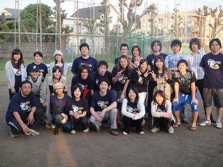 2010 ソフトボール大会集合写真1