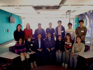 Li lab & Dr. Kai's lab